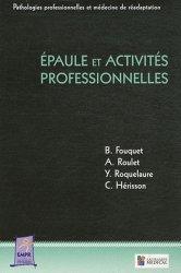 Épaule et activités professionnelles