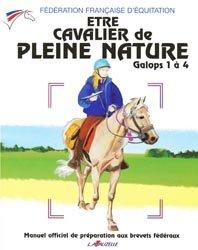 �tre cavalier de pleine nature galops 1 � 4-lavauzelle-9782702511930