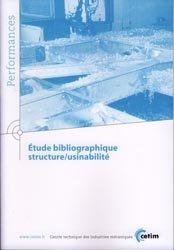 Étude bibliographique structure/usinabilité