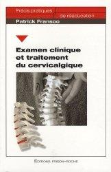 Examen clinique et traitement du cervicalgique