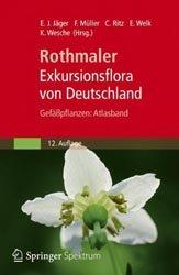 Exkursionsflora von DeutschlandGefäßpflanzen Atlasband