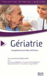 Gériatrie compétences et rôles infirmiers