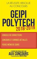 Geipi Polytech - La réussite absolue au concours