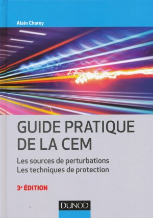 Guide pratique de la CEM-dunod-9782100763634