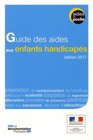 Guide des aides aux enfants handicapes-la documentation francaise-9782111450691