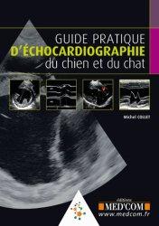 Guide pratique d'échocardiographie du chien et du chat