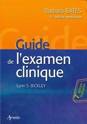 guide de l examen clinique barbara bates pdf