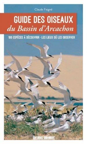 Guide des oiseaux du Bassin d'Arcachon-sud ouest-9782817705095