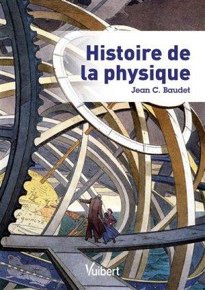 Histoire de la physique-vuibert-9782311400830