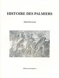 Histoire des palmiers