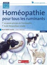 Homéopathie pour les ruminants