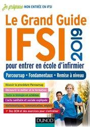 Le grand guide IFSI 2019 pour entrer en école d'infirmier