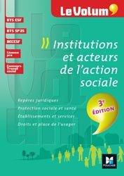 Institutions et acteurs de l'action sociale