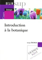 Introduction � la botanique-belin-9782701130804