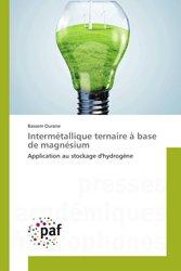 Intermétallique ternaire à base de magnésium
