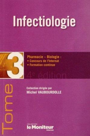 Infectiologie: Michel VAUBOURDOLLE: 9791090018297 Wolters