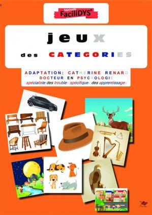 Jeux des catégories Développe ton vocabulaire-terres rouges-9791096537099