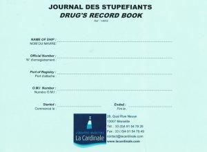 Journal des stupéfiants-la cardinale-2304407669944