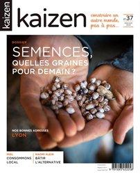 kaizen 37 Semences, quelles graines pour demain ?