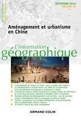 L'information géographique (3/2016)