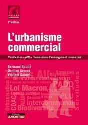 L'urbanisme commercial-le moniteur-9782281132380