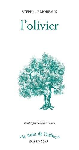 L'olivier-actes sud-9782330076740
