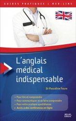 L'anglais médical indispensable-med-line-9782846781985