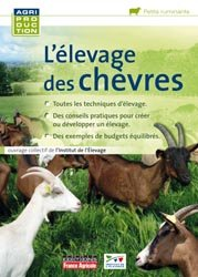 L'�levage des ch�vres-�ditions france agricole-9782855572161