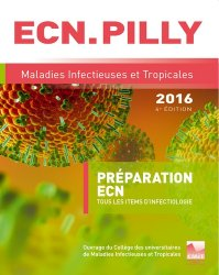 E.PILLY - Maladies infectieuses et tropicales 2014-cmit vivactis-9782916641577