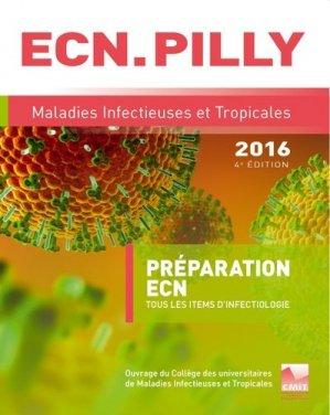 L'ECN.PILLY - Maladies infectieuses et tropicales 2016-cmit alinea plus-2302916641659