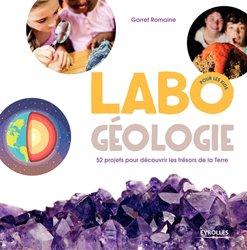 Labo geologie pour les kids
