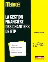 La gestion financière des chantiers de BTP-le moniteur-9782281115048