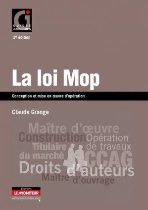 La loi MOP-le moniteur-9782281129274