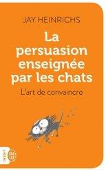 La persuasion enseignée par les chats