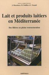 Lait et produits laitiers en Méditerranée