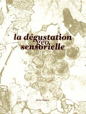 La dégustation géosensorielle-terre en vues-9782916935157