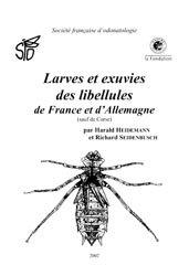 Larves et exuvies des libellules de France et d'Allemagne (sauf Corse)