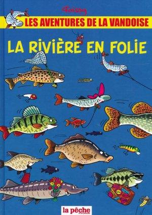 La rivière en folie-la peche et les poissons-2302955456702