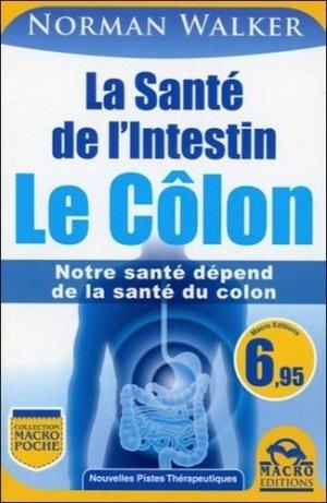 La Santé de l'Intestin - le Côlon-macro-9788862295031