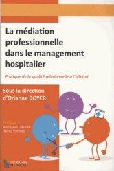 La médiation professionnelle dans le management hospitalier