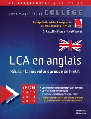 LCA en anglais-med-line-9782846781916