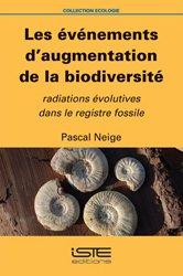 Les événéments d'augmentation de la biodiversité