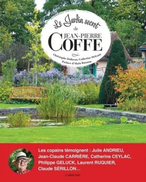 Le jardin secret de Jean-Pierre Coffe-larousse-9782035926883