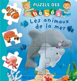 Les animaux de la mer-fleurus-9782215146063
