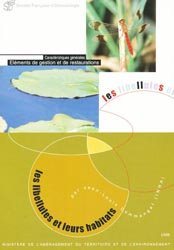 Les Libellules et leurs habitats
