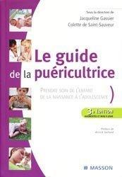Le guide de la puéricultrice-elsevier / masson-9782294087868