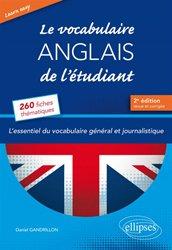 Learn Easy • Le vocabulaire anglais de l'étudiant.