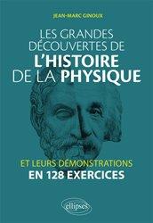 Les grandes découvertes de l'histoire de la physique