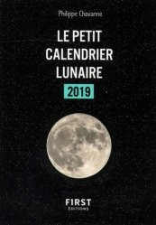 Le petit calendrier lunaire 2019