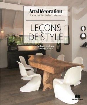 Leçons de style-massin-9782707210227